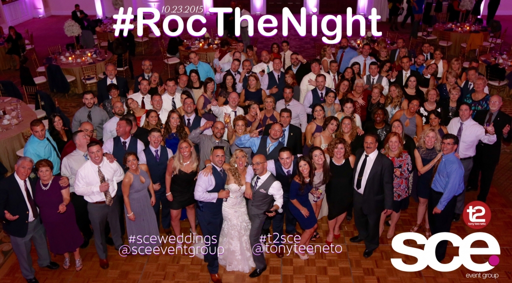 Tony Tee Neto & SCE Event Group at Carriage House #RocTheNight