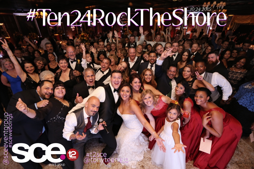 102415- Tony Tee Neto & SCE Event Group ROCK the Shadowbrook for Laurie Casado & Chris Maricic