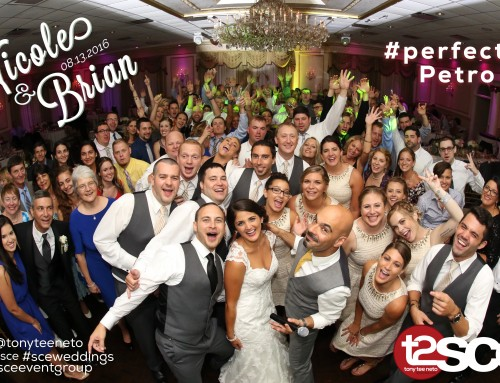 Nicole & Brian: Tony Tee Neto & SCE Event Group at The Primavera, Sterling, NJ (08/13/2016)