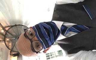 Tony Tee Neto - SCE Event Group - COVID Wedding Safety Mask